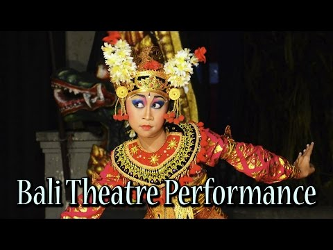 Bali Theater Performance (May 23)