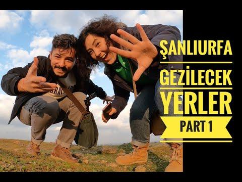 ŞANLIURFA GEZİLECEK YERLER - PART 1 - HALFETİ'DEN HARRAN'A SİVEREK TAVA