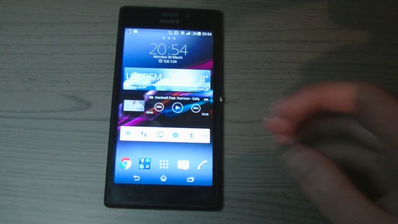 Xperia Sound Problem With Headphones After A Few Second Youtube Z3 Compact Seken
