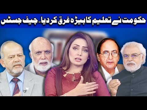 Think Tank With Syeda Ayesha Naaz - 22 April 2018 | Dunya News