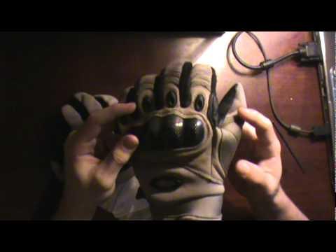 oakley kevlar gloves oa7r  Oakley Hard Knuckle Gloves Review