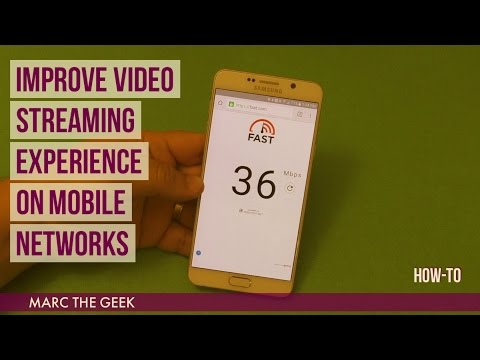 Improve Video Streaming Experience on Mobile Networks