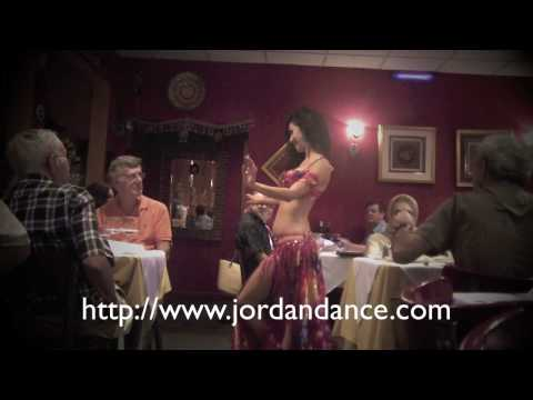 Belly dancer from sex in the city 2