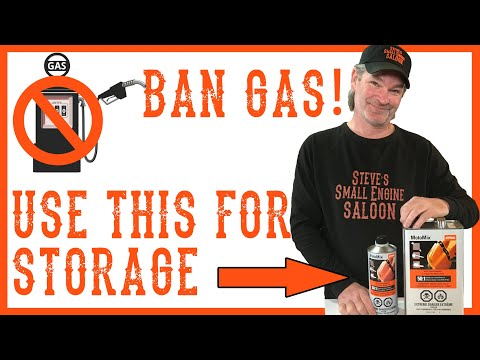 The Truth About Gas Station Fuel and Why It's So Bad For Small Engines - Video