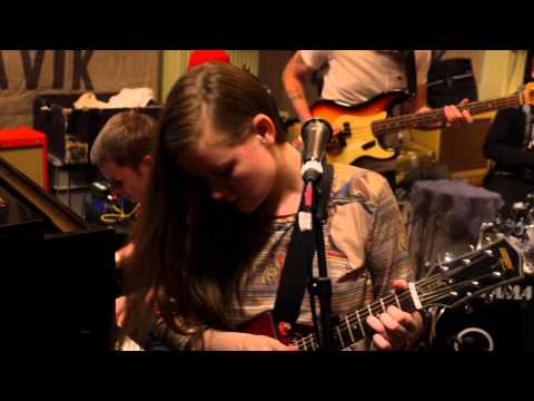 múm - The Colorful Stabwound (Live on KEXP)