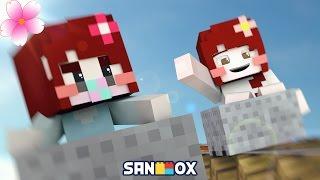 가족과 놀이동산에 가요~♥[엄마가되다#18마인크래프트]Minecraft 상황극 - [플레르TV]