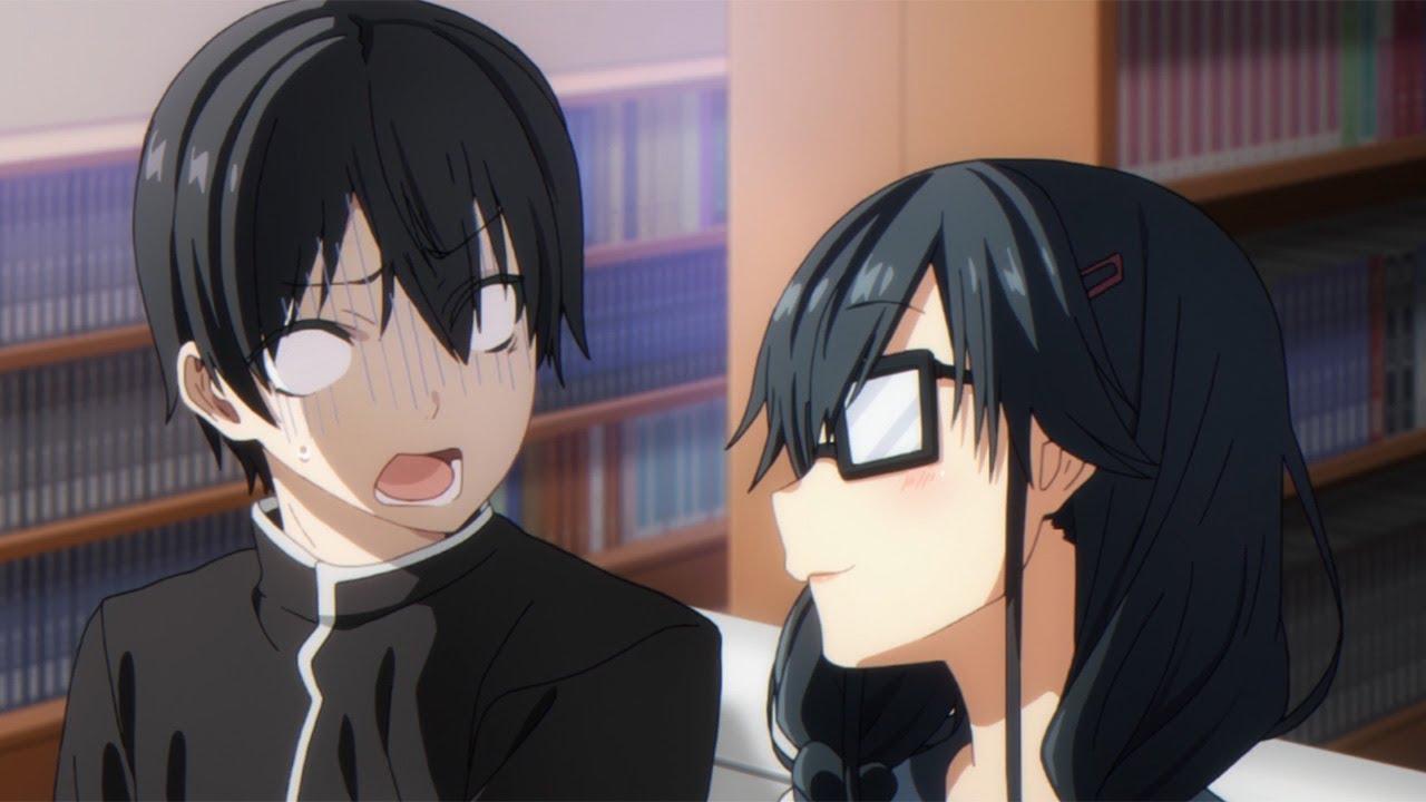 アニメ 13話 俺を好きなのはお前だけかよ
