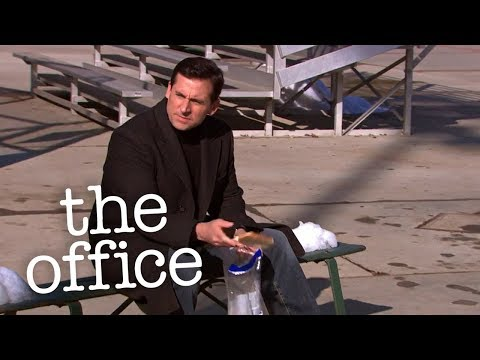 Michael Scott Feeding Birds For 10 Hours - The Office