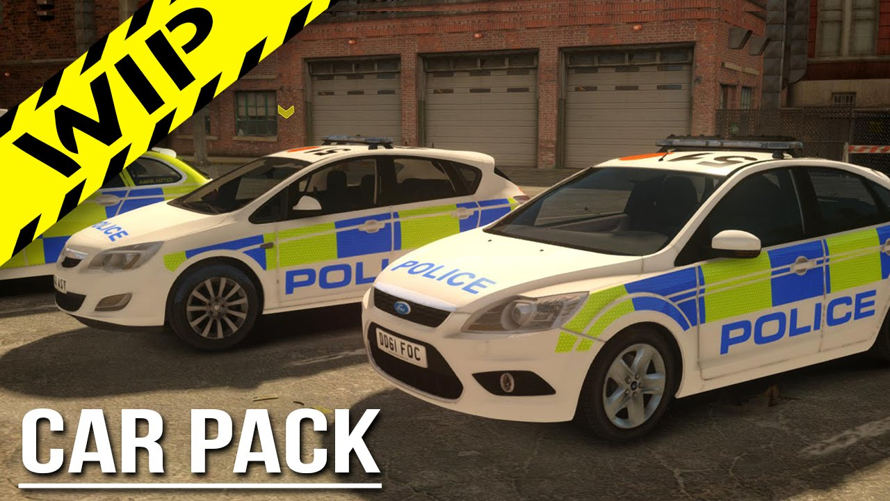 Can You Get A Police Car In Gta