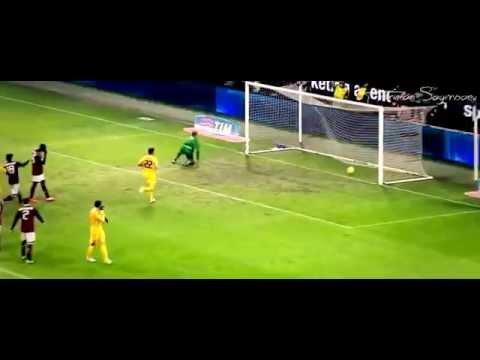 Mario Balotelli ● All  Goals for AC Milan 2012 2014
