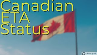 How to Check Canadian ETA Status