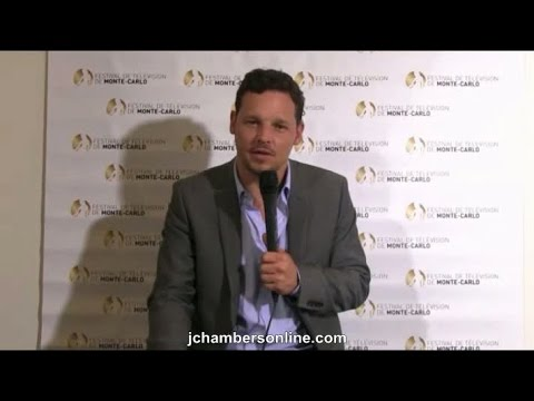 54th Monte Carlo Television Festival 2014 - interview