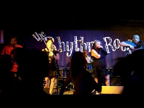 Charles Mack Band with Special Guest Live @ The Rhythm Room Phoenix, AZ - 10/07/2017