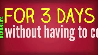 3-х Дневный Тест-Драйв на Похудение