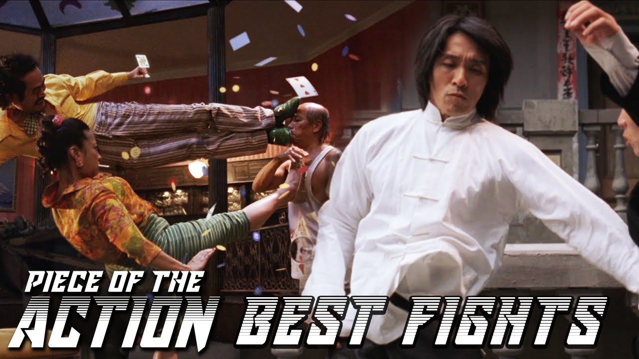 Download Kung Fu Hustle Most Outrageous Fights | Kung Fu Hustle