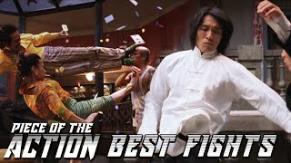 Kung Fu Hustle Most Outrageous Fights | Kung Fu Hustle