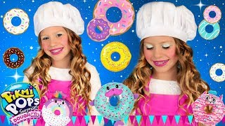 Pikmi Doughmi Toy Shop and Glam Daya Bakery Makeup