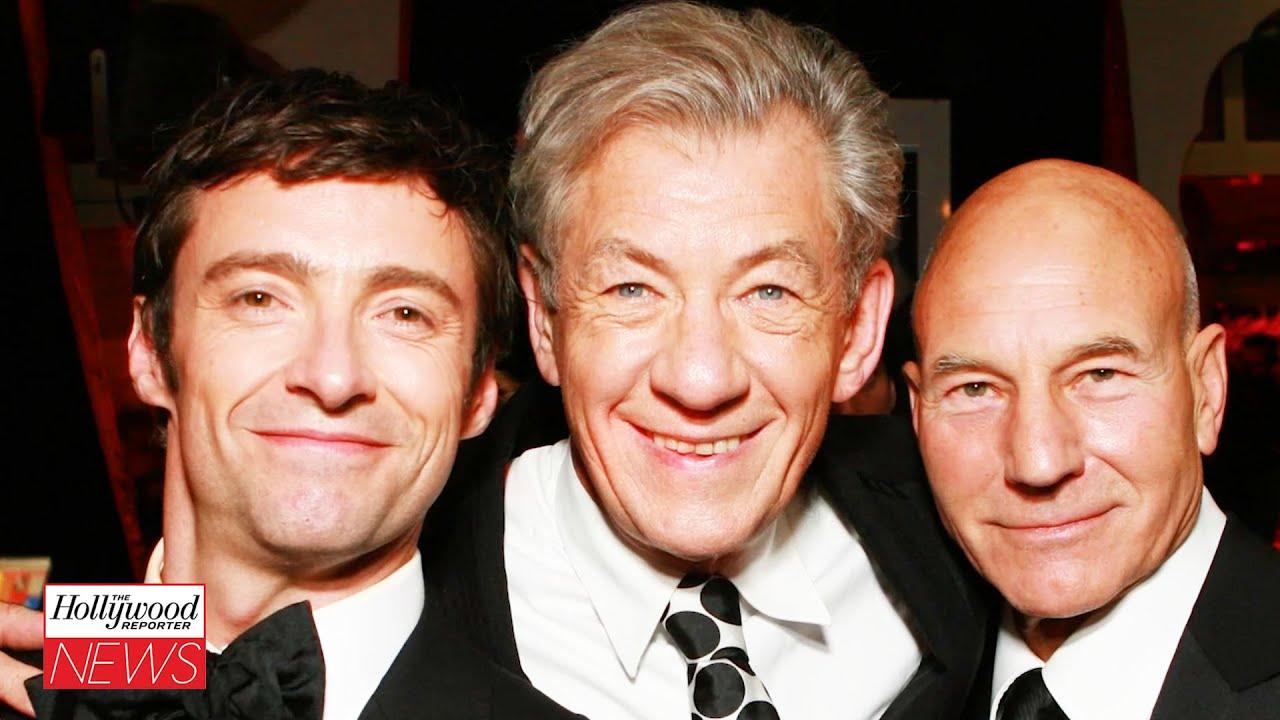 Hugh Jackman Thanks Patrick Stewart & Ian McKellen For Giving the Best Advice   THR News