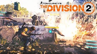 The Division 2 GAMEPLAY, NEW ABILITIES, MAP, LOCATION & MORE!