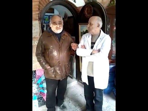 Menemen-Gümüş Bakır Rölyef Sanatçısı Ahmet Şevki Birlik