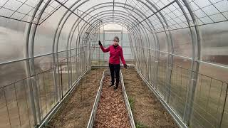 Шпалера для огурцов своими руками! Супер идея для максимального урожая в теплице!