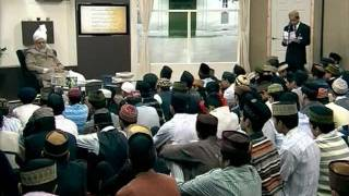 Gulshan-e-Waqfe Nau Atfal, 17 May 2009, Educational class with Hadhrat Mirza Masroor Ahmad(aba)