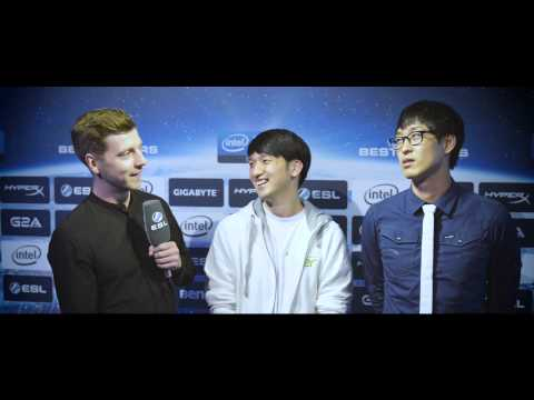 "IEM 2015 Gamescom - Group A - MMA Interview - ""Of course I'll be number one"""