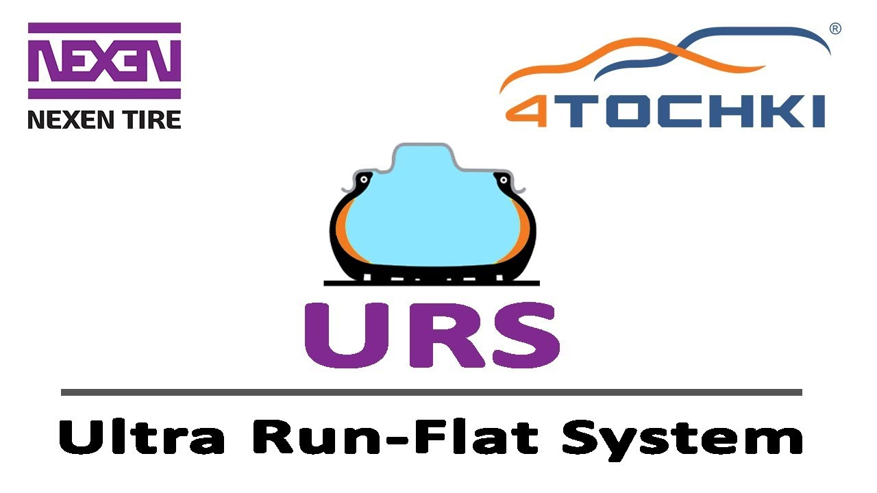 Nexen tire - технология Ultra Run-Flat System на 4точки. Шины и диски 4точки - Wheels & Tyres