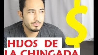 Ricos vs Pobres en México -MONOLOGO