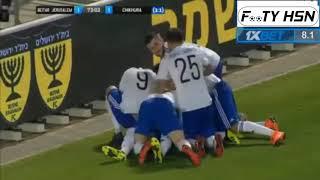 Beitar Jerusalem vs Chikhura Sachkhere 1-2 (GOALS HIGHLIGHTS) UEL Qualification ~ 19-07-2018