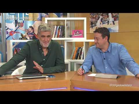 """COLGADOS DEL ARO T3 - El consultorio  """"Scottie Pippen me impresionó muchísimo"""" Sem7 #CdA82"""