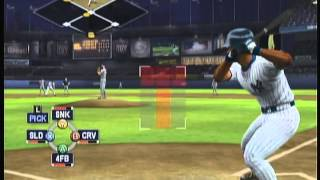 EA Sports MVP Baseball 2003 (X Box) Game Play