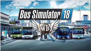 """Bus Simulator 18 - #5 """"Po nitce do kłębka"""""""