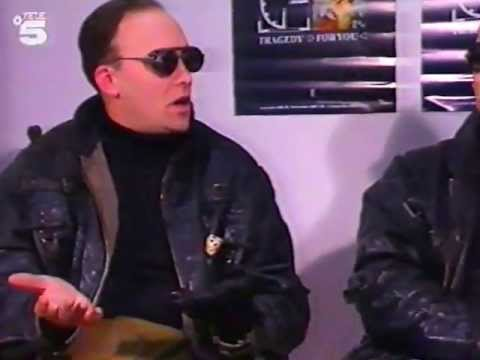 "Front 242 : Intw With Patrick & Richard on ""Off Beat"" 28.11.90 - part 1"