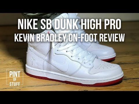 193d295a326a1 On-Foot Sneaker Review of the Nike SB Zoom Dunk High Pro 'Kevin ...