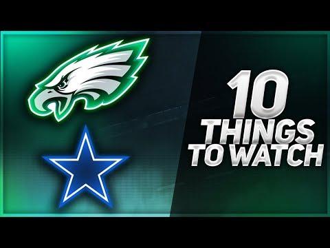 Wentz vs Dak Part 3 | Eagles vs Cowboys Preview - 2017 NFL Season Week 11