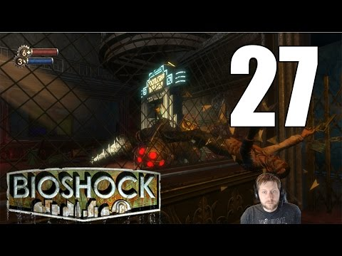 BioShock Remastered - Let's Play Part 27: Fontaine