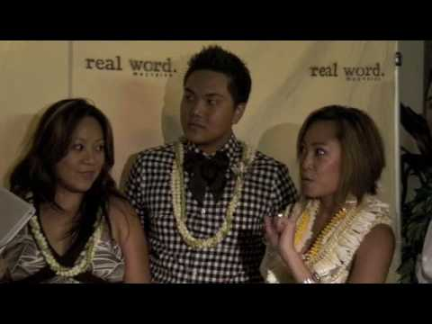Real Word Magazine Launch Party Honolulu Hawaii 11/27/09