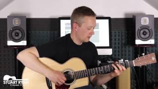 Stuart Ryan - House of the Rising Sun (Fingerstyle Guitar Cover)
