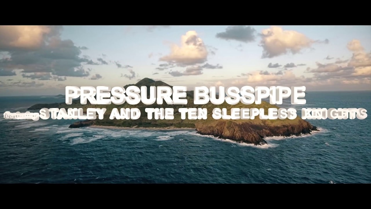 Pressure ft Stanley and the Ten Sleepless Knights   100 Years Strong OFFICIAL MUSIC VIDEO