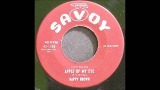Nappy Brown  -  Apple Of My Eye