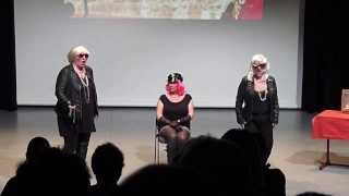 """Voi che sapete au mini-concert """"Mozart"""" de l'école de musique des Pieux le 9/02/2014"""