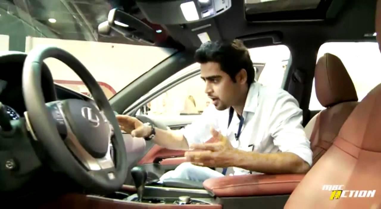 Driven - Ep12 - Commercial Cars - Lexus GS Hydbrid