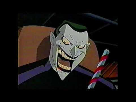 """""""Batman Beyond: Return of the Joker"""" Kids WB promo/commercial - December 9th, 2000"""
