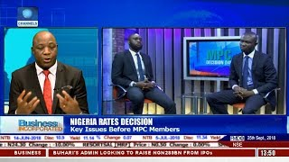 Analysts Discuss State Of Economy & The Markets Ahead Of MPC Decision Pt.1 |Business Incorporated|