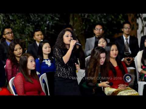 Adventist Choir - Kan Hre Reng Ang E (MAMA Homecoming 2016)