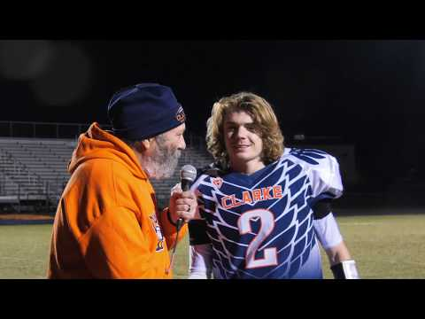 Clarke County Sports Post Game Show 10 18 20