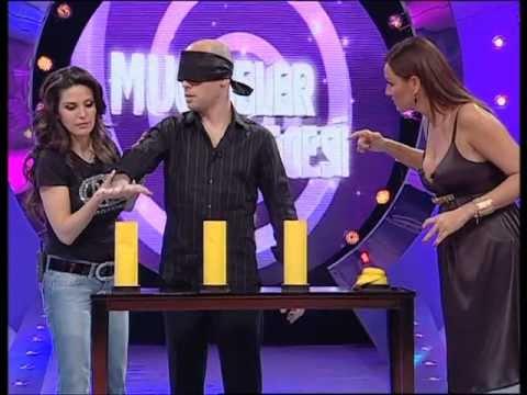 "ParaMentalist Menny Lindenfeld ""Spike Effect"" performance on ""Mucizeler Gecesi"", Kanal1, Turkey"