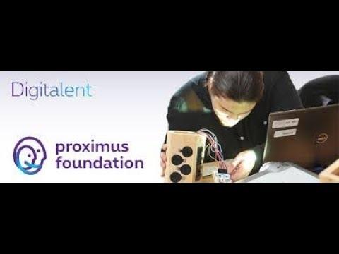 Digitalent Live Presentation