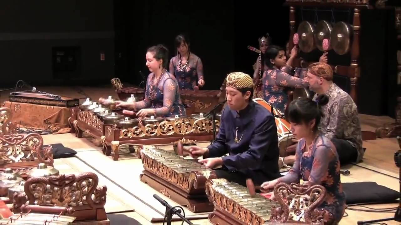 Sounds of Sunda: The Gamelan - YouTube
